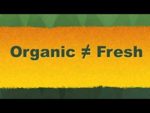 Difference in Opinions - Is Organic Food Safer and Healthier than Other Foods?